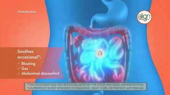 Align Probiotics TV Spot, 'Bacteria Imbalance' - Thumbnail 7