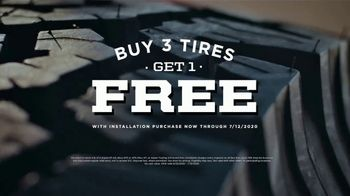 Big O Tires TV Spot, 'Someone You Know: Buy Three, Get One' - Thumbnail 4
