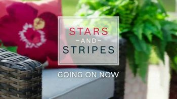 Ashley HomeStore Stars and Stripes Sale TV Spot, 'Save 20 Percent Off Storewide' - Thumbnail 3