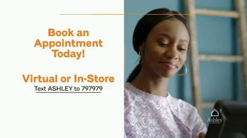 Ashley HomeStore Stars and Stripes Sale TV Spot, 'Save 20 Percent Off Storewide' - Thumbnail 7