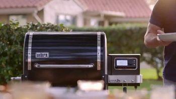Weber SmokeFire Wood Pellet Grill TV Spot, 'It Does It All'