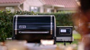 Weber SmokeFire Wood Pellet Grill TV Spot, 'It Does It All' - Thumbnail 1
