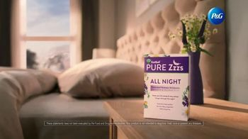 Vicks ZzzQuil PURE Zzzs All Night TV Spot, 'Up at 2 AM' - Thumbnail 9