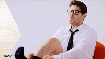 Kane 11 Socks TV Spot, 'Show, Don't Tell' - Thumbnail 1