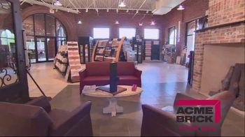 Acme Brick TV Spot,