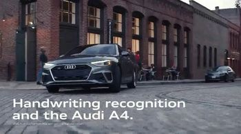 2020 Audi A4 TV Spot, 'Touch and Go' [T2]