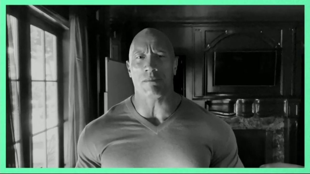 The Fight Is In Us TV Commercial, 'Your Plasma Can Help Us All Fight Back' Featuring Dwayne Johnson