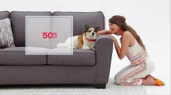 Ashley HomeStore Stars and Stripes Sale TV Spot, '4th of July Doorbusters: Sofa and Dining Table' - Thumbnail 4