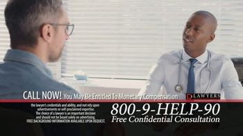 Langdon & Emison Attorneys at Law TV Spot, 'Attention: Hernia Mesh Complications' - Thumbnail 6