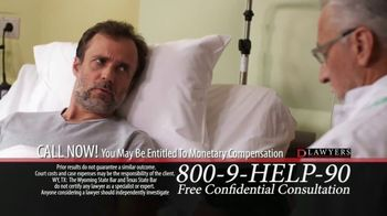 Langdon & Emison Attorneys at Law TV Spot, 'Attention: Hernia Mesh Complications' - Thumbnail 5