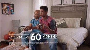Havertys Take Comfort Sale TV Spot, 'Seriously Stylish' - Thumbnail 3