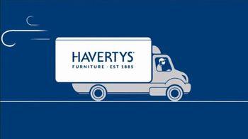 Havertys Take Comfort Sale TV Spot, 'Seriously Stylish' - Thumbnail 9