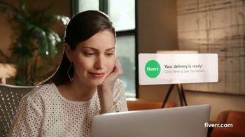 Fiverr TV Spot, 'Work More Efficiently' - Thumbnail 9