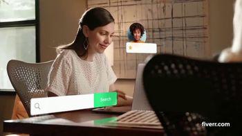 Fiverr TV Spot, 'Work More Efficiently' - Thumbnail 4