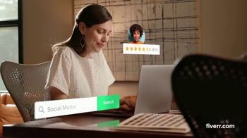 Fiverr TV Spot, 'Work More Efficiently' - Thumbnail 5