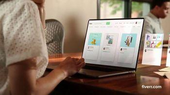 Fiverr TV Spot, 'Work More Efficiently' - Thumbnail 6