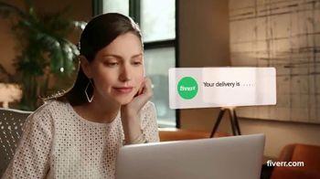 Fiverr TV Spot, 'Work More Efficiently' - Thumbnail 8