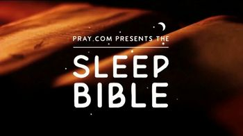 Pray, Inc. TV Spot, 'Sleep Bible' - Thumbnail 1
