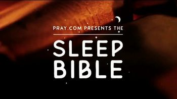 Pray, Inc. TV Spot, 'Sleep Bible' - Thumbnail 3