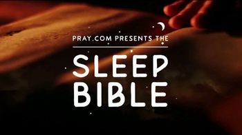 Pray, Inc. TV Spot, 'Sleep Bible' - Thumbnail 4