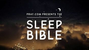 Pray, Inc. TV Spot, 'Sleep Bible' - Thumbnail 5