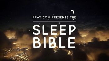 Pray, Inc. TV Spot, 'Sleep Bible' - Thumbnail 6