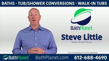 Bath Planet TV Spot, 'Excited to Reopen: Zero Payments for Two Years'