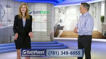 Bath Planet TV Spot, 'Transform Your Tub Affordably'