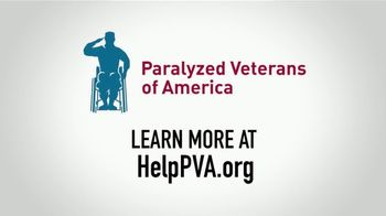 Paralyzed Veterans of America TV Spot, 'Troy Conquest: We Keep Getting Up' - Thumbnail 8
