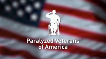 Paralyzed Veterans of America TV Spot, 'Troy Conquest: We Keep Getting Up' - Thumbnail 5