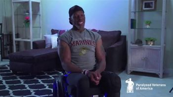 Paralyzed Veterans of America TV Spot, 'Troy Conquest: We Keep Getting Up' - Thumbnail 7
