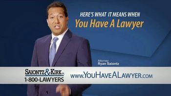 Saiontz & Kirk, P.A. TV Spot, 'Meaning: Getting Better' - Thumbnail 3