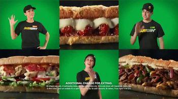 Subway $5 Footlongs TV Spot, 'When You Buy Two: BBQ Rib' - Thumbnail 2