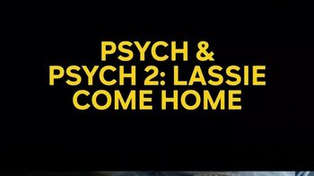 Peacock TV TV Spot, 'Psych and Psych 2: Lassie Come Home' - Thumbnail 9