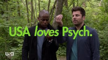 Peacock TV TV Spot, 'Psych and Psych 2: Lassie Come Home' - Thumbnail 1