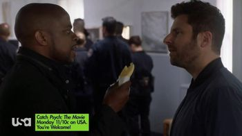 Peacock TV TV Spot, 'Psych and Psych 2: Lassie Come Home' - Thumbnail 4