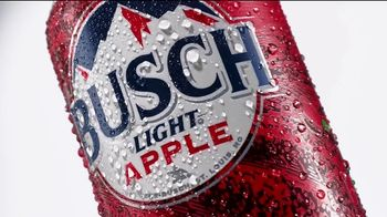 Busch Light Apple TV Spot, \'Oh Yeah It\'s Busch Light Apple\' Song by Yello