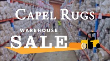 Capel Rugs Warehouse Sale TV Spot, 'Priced to Sell' - Thumbnail 2