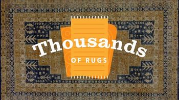 Capel Rugs Warehouse Sale TV Spot, 'Priced to Sell' - Thumbnail 3