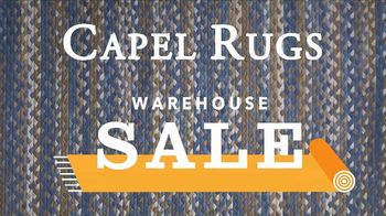 Capel Rugs Warehouse Sale TV Spot, 'Priced to Sell' - Thumbnail 7