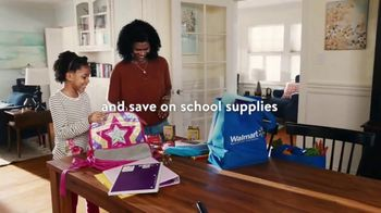 Walmart TV Spot, 'Back to School: School List' Song by The Temptations - Thumbnail 4