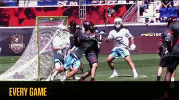 NBC Sports Gold TV Spot, 'Lacrosse Pass' - Thumbnail 5