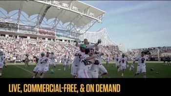 NBC Sports Gold TV Spot, 'Lacrosse Pass' - Thumbnail 7