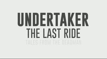 WWE Network TV Spot, 'Undertaker: The Last Ride' - Thumbnail 8