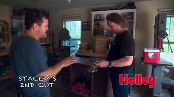 Holley Sniper EFI TV Spot, 'Stacey's Second Cut: Guitar Neck' - Thumbnail 10