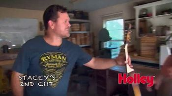 Holley Sniper EFI TV Spot, 'Stacey's Second Cut: Guitar Neck' - Thumbnail 5