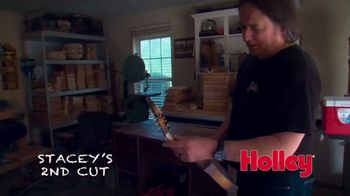 Holley Sniper EFI TV Spot, 'Stacey's Second Cut: Guitar Neck' - Thumbnail 6