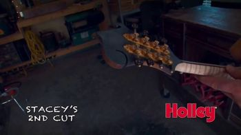 Holley Sniper EFI TV Spot, 'Stacey's Second Cut: Guitar Neck' - Thumbnail 7