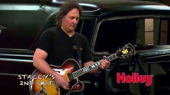 Holley Sniper EFI TV Spot, 'Stacey's Second Cut: Guitar'