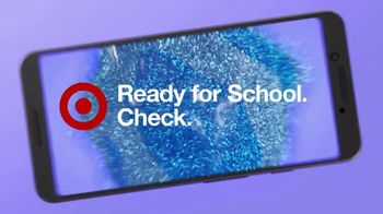 Target TV Spot, 'Ready for School. Check.' Song by Katy Perry - Thumbnail 9